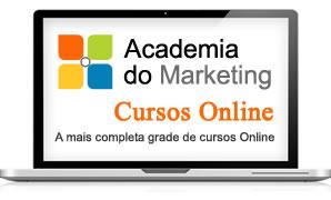 Clique aqui e conheça nossa grade de cursos de Marketing Digital Online